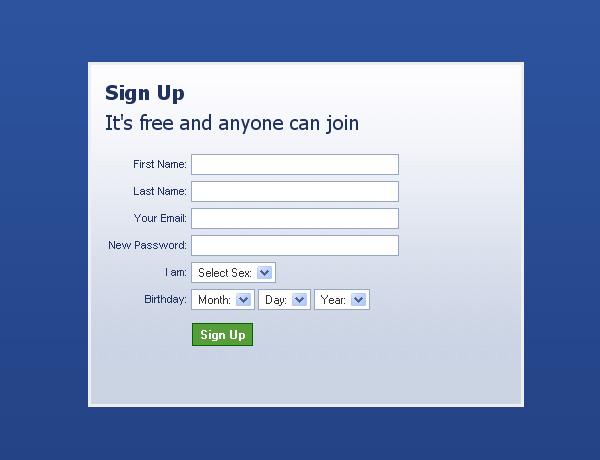 Nice register form example with JQuery AJAX and PHP | Ning Ma blog